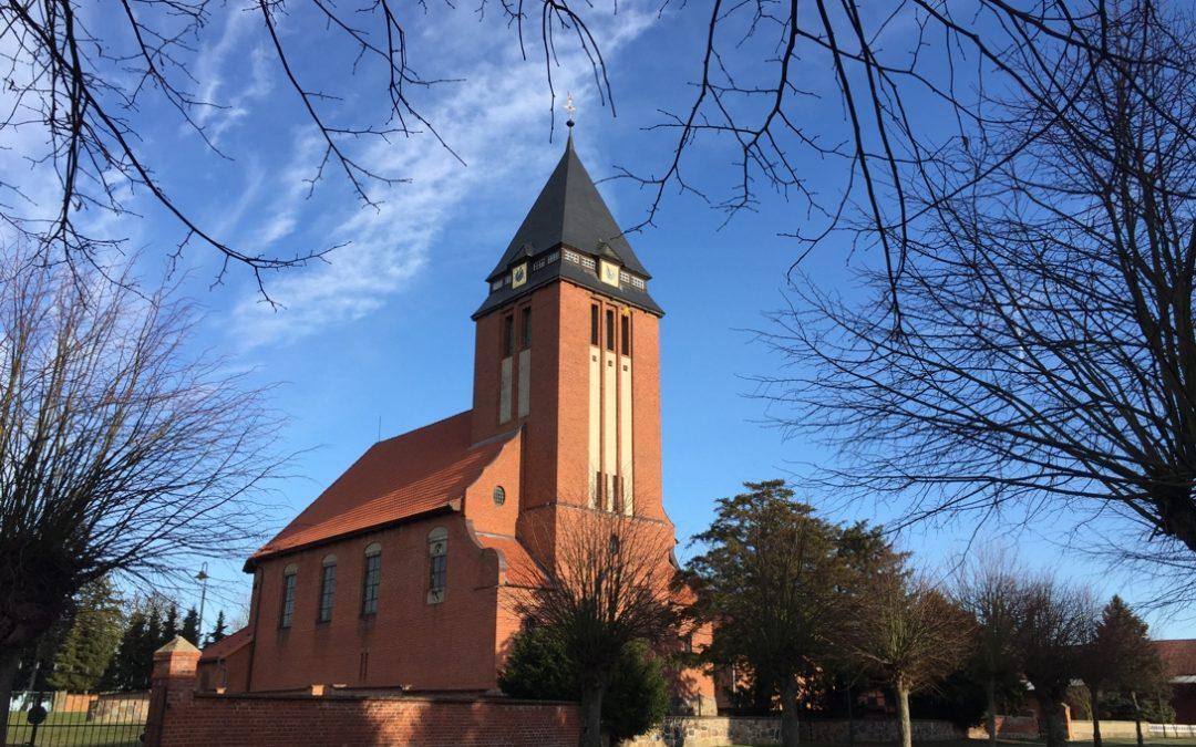 Gottesdienst in Lagendorf und Dähre