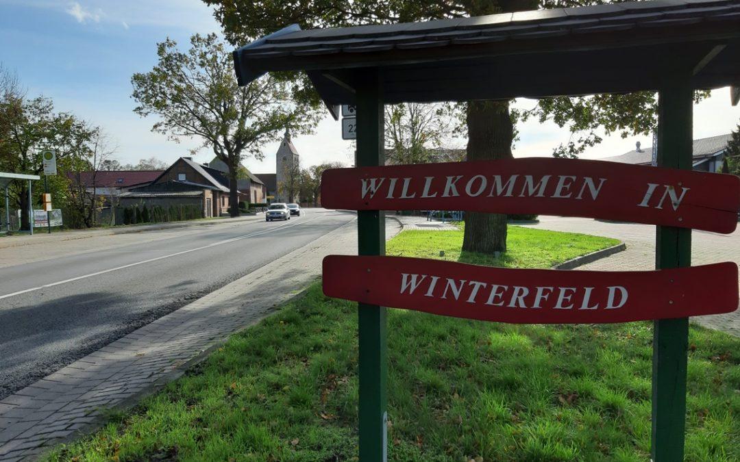 Die Ortsgeschichte von Winterfeld