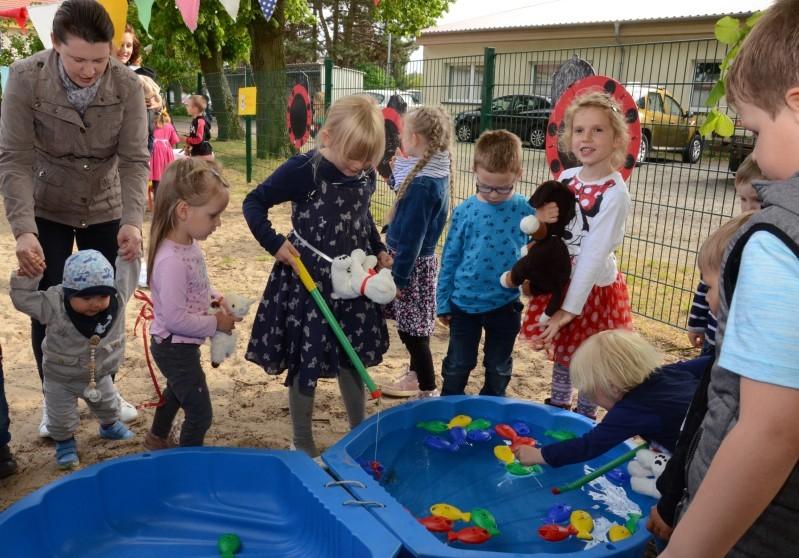 """""""Winterfelder Spatzen"""" feiern tierisches Sommerfest"""