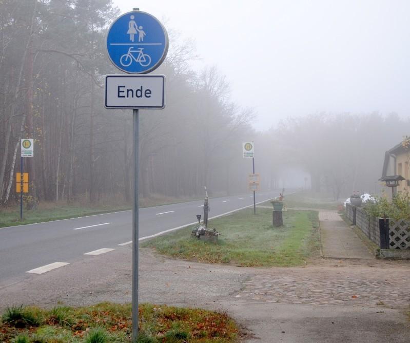 Radweg-Weiterbau in Sichtweite